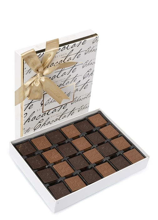 Sütlü Bitter 670 Gr Madlen Çikolata
