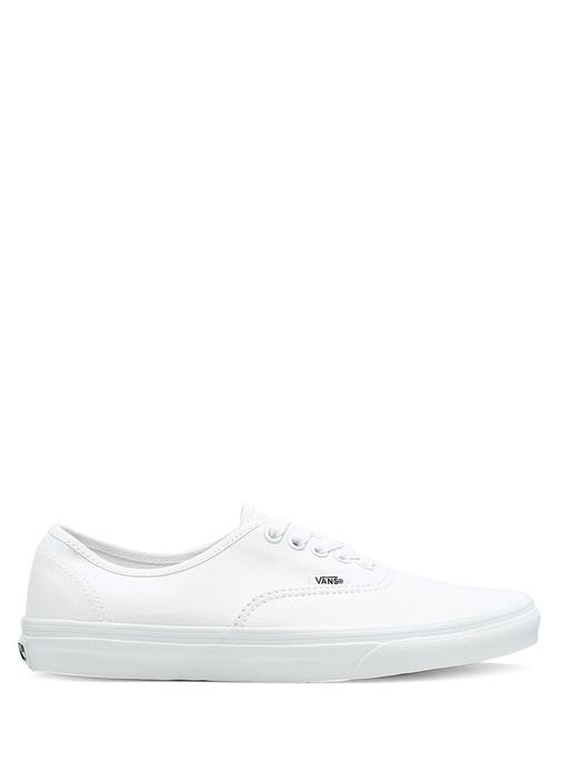 Vans Beyaz KADIN  Authentic Beyaz Kadın Sneaker 243996 Beymen