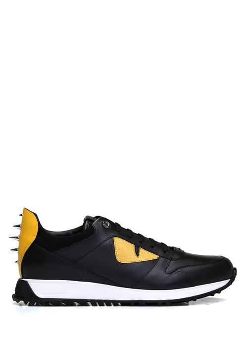 Fendi Siyah ERKEK  Lace Up Siyah Erkek Sneaker 312183 Beymen
