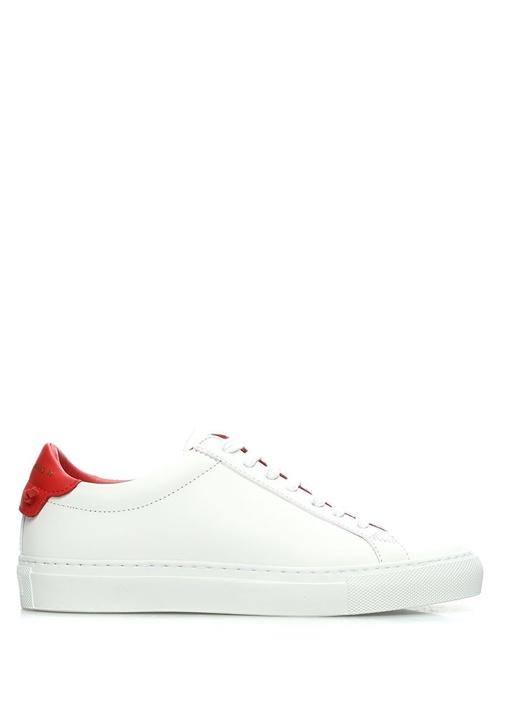 Givenchy Beyaz KADIN  Beyaz Deri Kadın Sneaker 318168 Beymen
