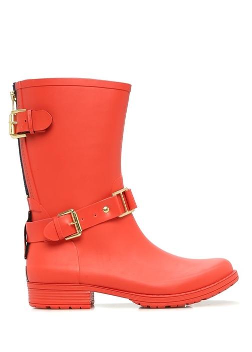 Colors of California Kırmızı KADIN  Kırmızı Yağmur Çizmesi 349622 Beymen