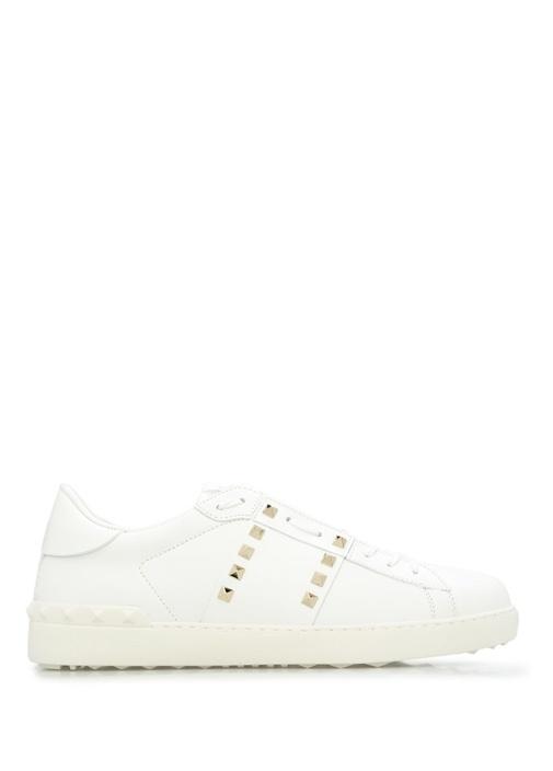 Valentino Beyaz ERKEK  Valentino Garavani Rockstud Untitled Erkek Sneaker 309961 Beymen
