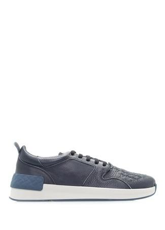 Bottega Veneta Erkek Calf Bv Grand Deri Lacivert Sneaker 41.5 R Ürün Resmi
