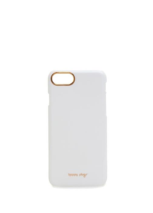 Beyaz iPhone 7 Telefon Kılıfı