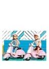 Ride Along Scooter Oyuncak
