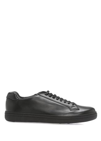 Mirfield W Antic Calf Deri Siyah Erkek Sneaker