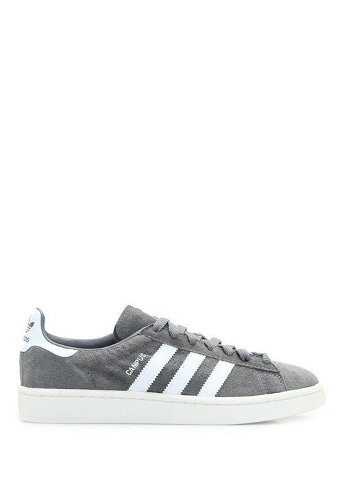Adidas Çok Renkli Beyaz KADIN  Campus Gri Kadın Sneaker 328256 Beymen