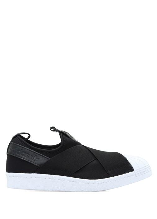 Superstar Slip On Siyah Kadın Sneaker