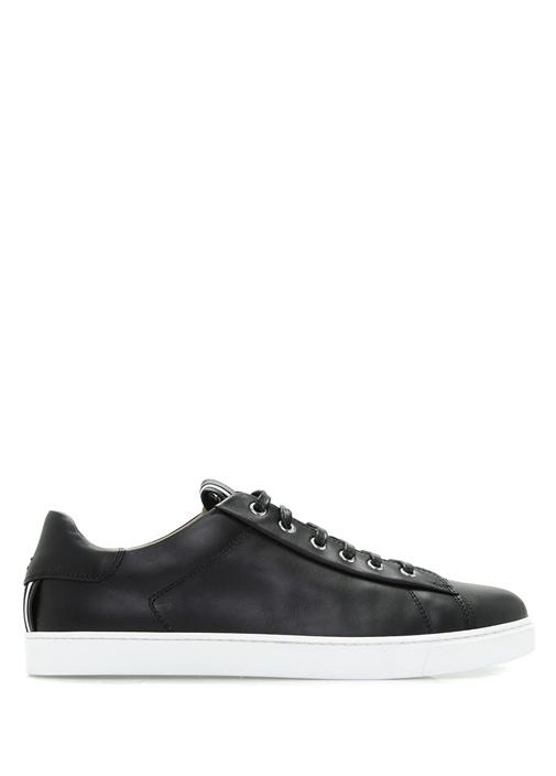 Gianvito Rossi Siyah KADIN  David Deri Siyah Kadın Sneaker 314943 Beymen