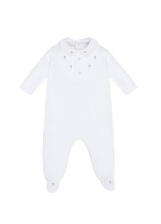 Princess Baby Kız Çocuk TULUM Beyaz 3-6 Ay ST
