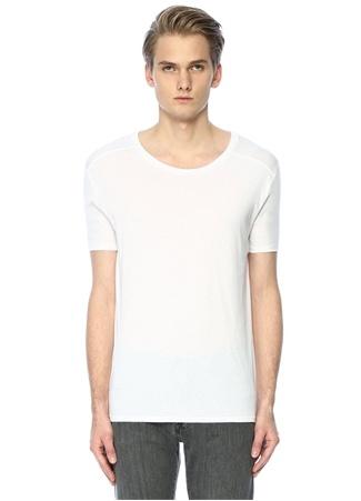 Tru Erkek TSHIRT Beyaz XL EU