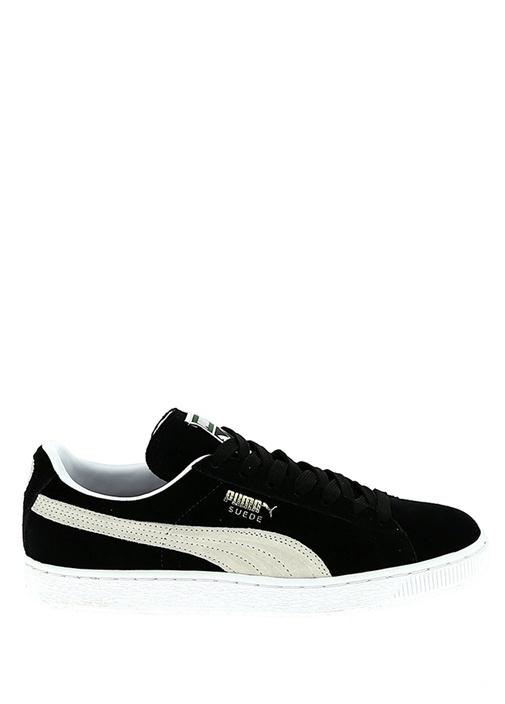 Puma Siyah-Beyaz KADIN  Suede Classic Siyah Beyaz Kadın Sneaker 327195 Beymen