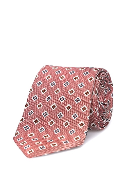 Kırmızı İpek Kravat