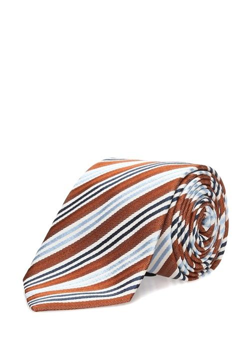 Kahverengi İpek Kravat