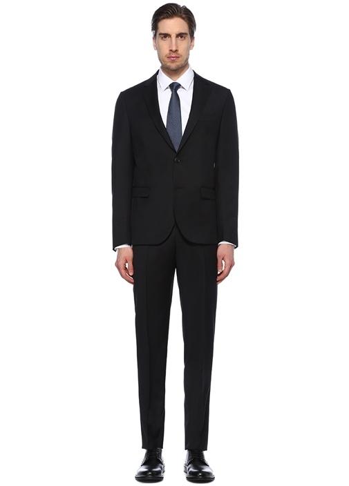 Siyak Klasik İnce Yünlü Takım Elbise