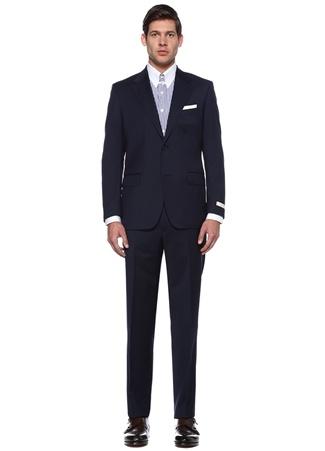 Beymen Collection Erkek Drop 4 Lacivert Takım Elbise 48 IT