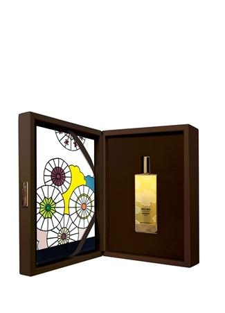 Unisex Inlé Iris EDP 75 ml Kadın Parfüm