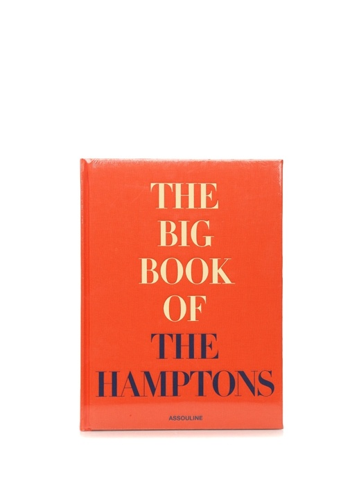 The Bıg Book Of The Hamptons Kitap