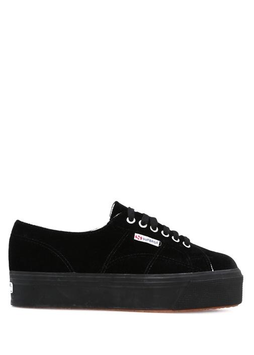 Superga Siyah KADIN  Siyah Kadife Kadın Sneaker 334922 Beymen