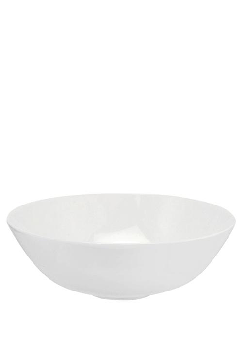 Serendipity Beyaz Porselen Salata Kasesi