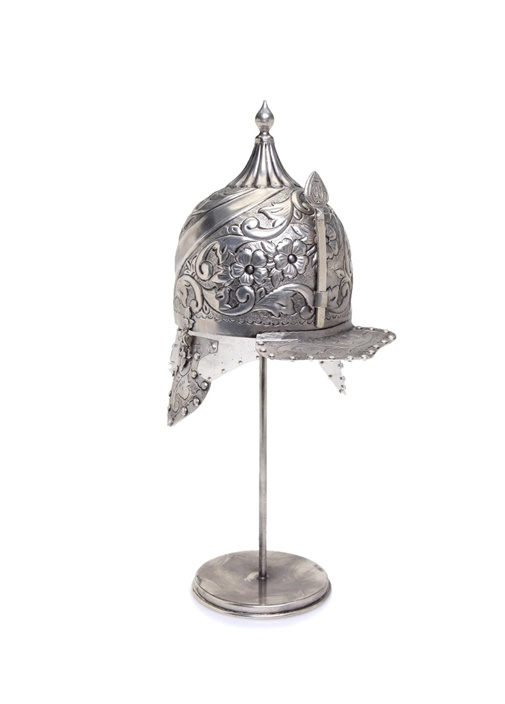 Silver Minyatür Osmanlı Miğferi