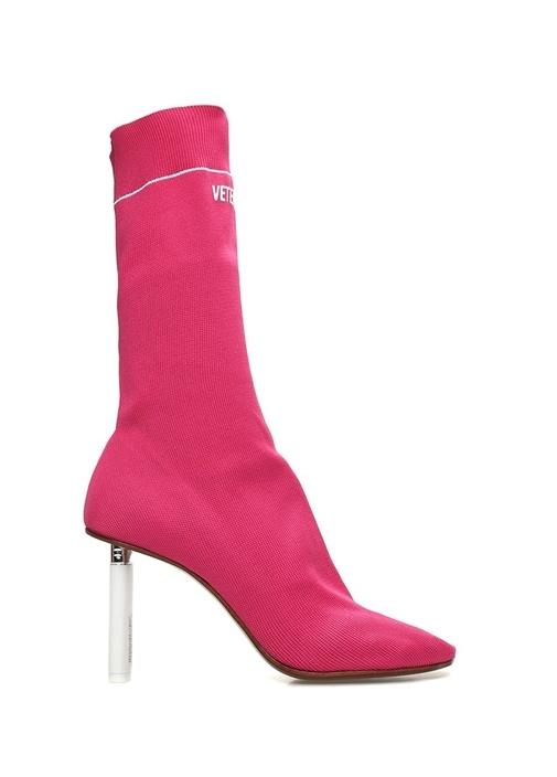Vetements Pembe KADIN  Pembe Çorap Formlu Kadın Bot 498490 Beymen