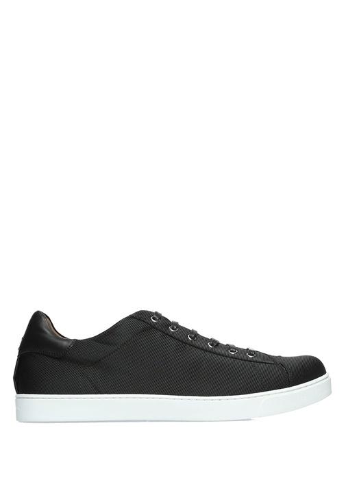 Gianvito Rossi Siyah ERKEK  Low Loft Siyah Erkek Sneaker 369360 Beymen