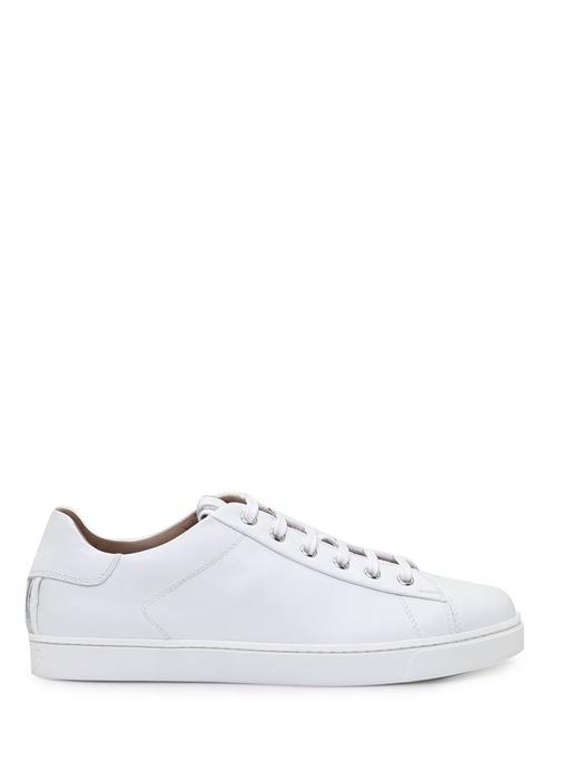David Deri Beyaz Kadın Sneaker