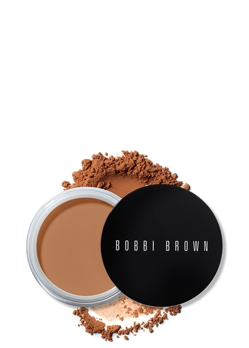 Retouching Loose Brown Pudra