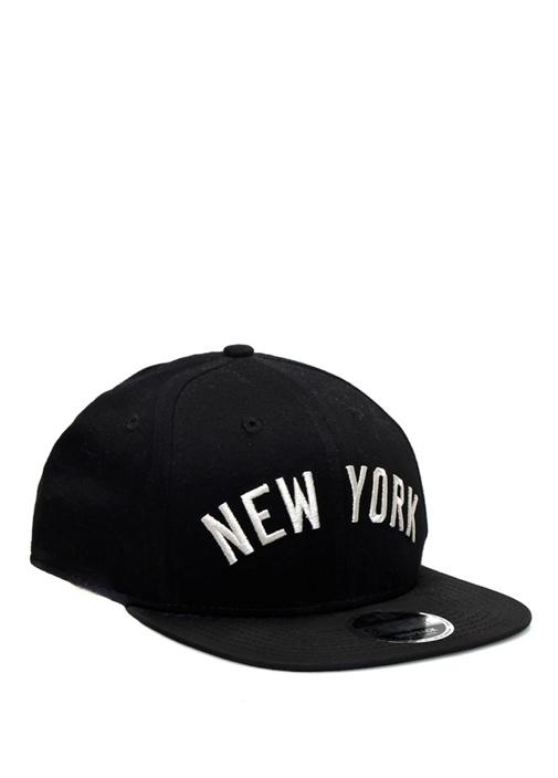 MLB The Lounge NY Siyah Erkek Şapka