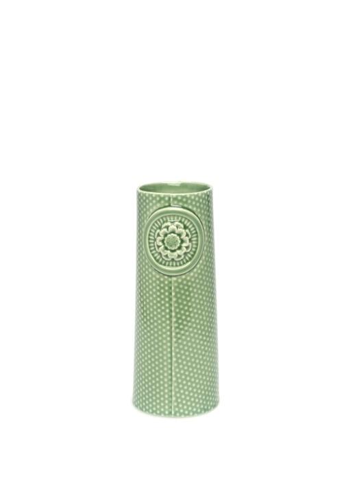 Pipanella Dot Big Yeşil Porselen Vazo