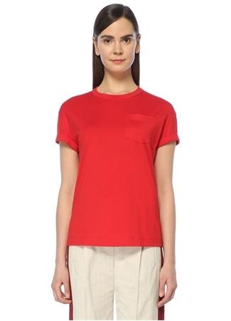 Brunello Cucinelli Kadın SHIR Kırmızı M Ürün Resmi