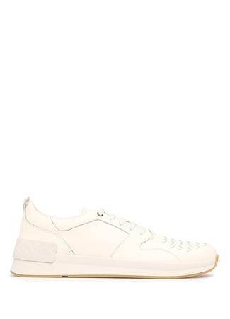 Bottega Veneta Erkek Calf Bv Grand Deri Beyaz Sneaker 42.5 R Ürün Resmi