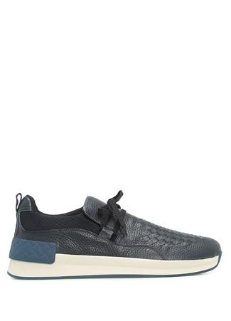 Bottega Veneta Erkek Calf Bv Grand Deri Lacivert Sneaker 43.5 R Ürün Resmi
