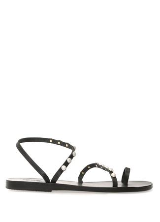 Ancient Greek Sandals Kadın SANDALET Siyah 40 EU