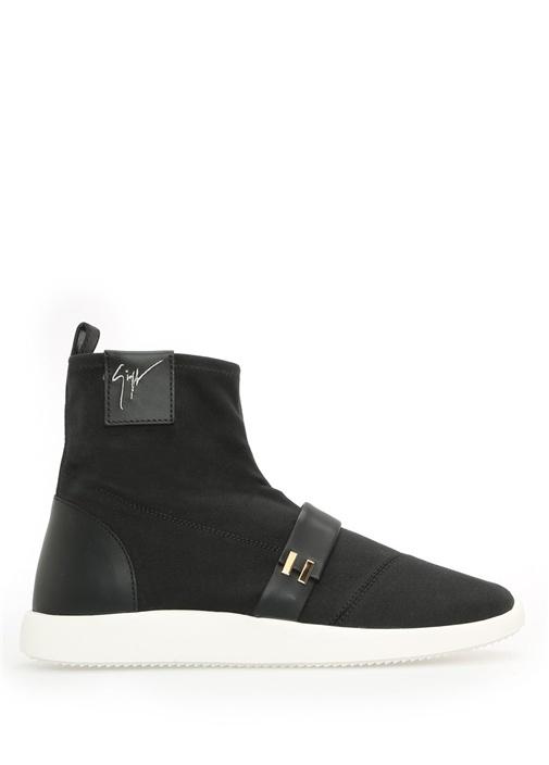Giuseppe Zanotti Siyah ERKEK  Warren Siyah Erkek Sneaker 468768 Beymen