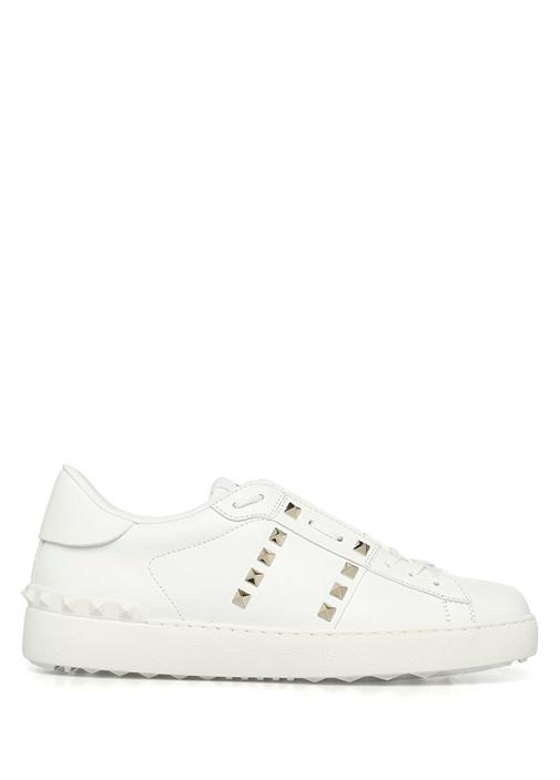Valentino Garavani Beyaz Kadin Sneaker