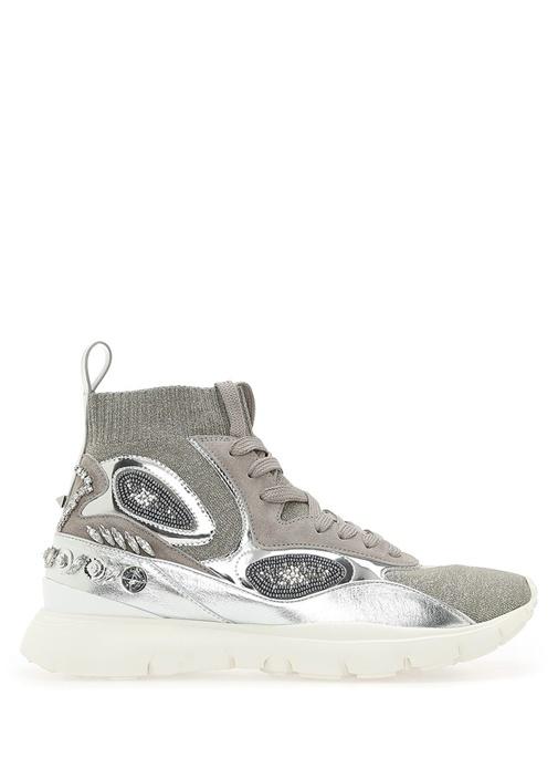 Valentino Garavani Çorap Formlu Kadın Sneaker
