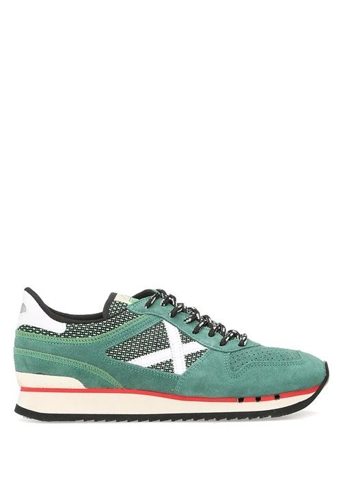 Yeşil Erkek Sneaker