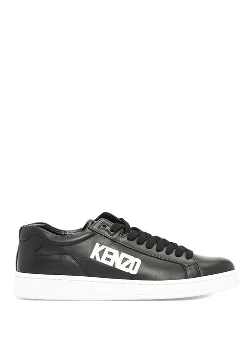Kenzo Siyah ERKEK  Tennix Siyah Deri Erkek Sneaker 485818 Beymen