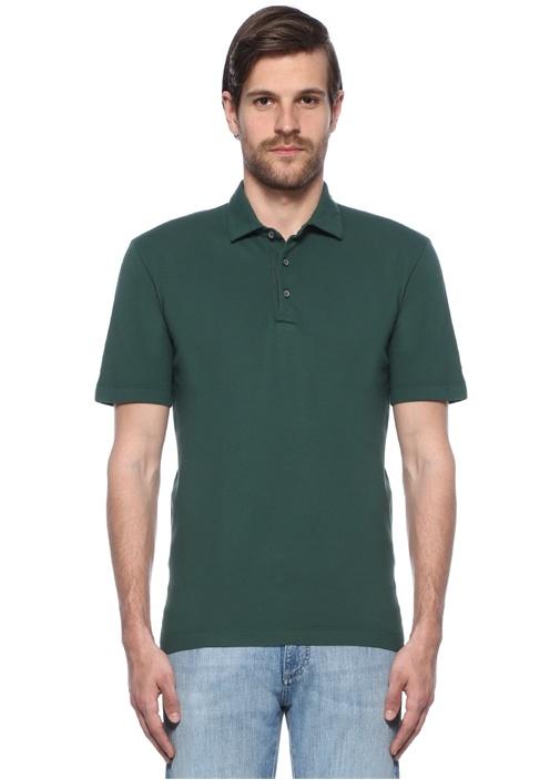 Yeşil Polo Yaka Tshirt