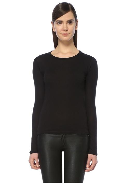 Beymen Siyah Bisiklet Yaka Basic T-shirt – 89.0 TL