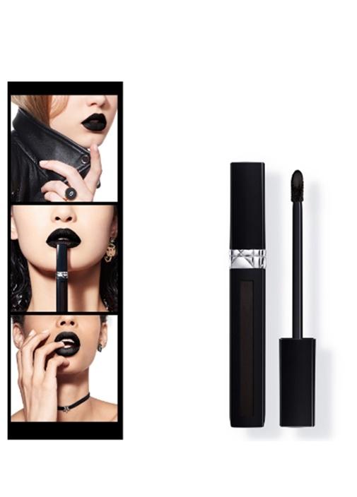 Dior Liquid 908 Black Mat Ruj