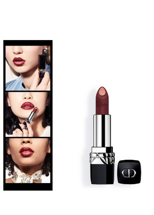 Rouge Dior Double Rouge 590 Dressed To Kill Ruj
