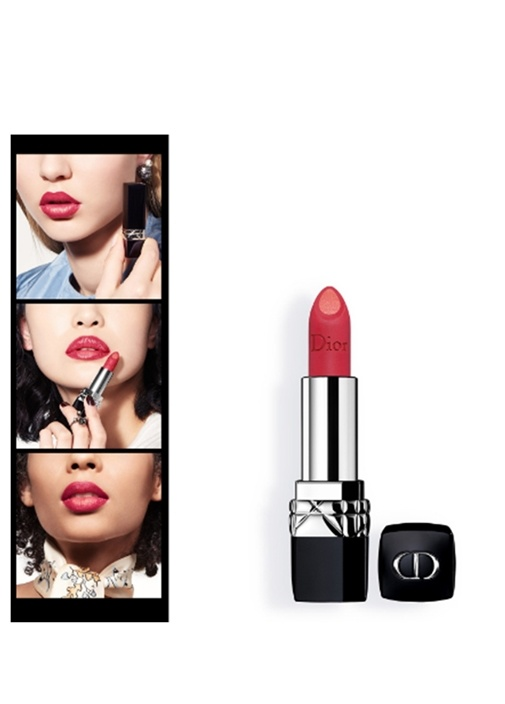 Rouge Dior Double 673 Pulsing Red Ruj
