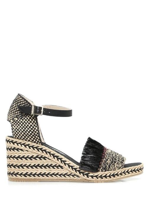 Nueza Puntiraf Topuklu Kadın Sandalet
