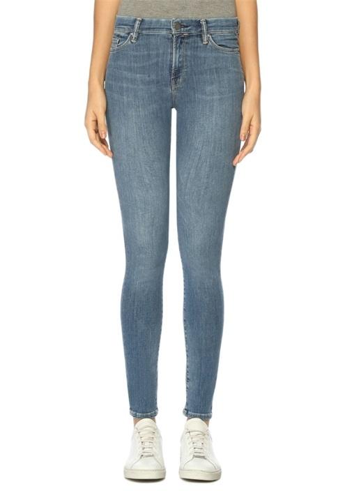 Grace Mavi Slim Fit Jean Pantolon