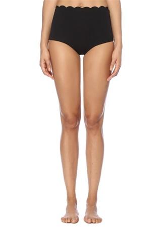Marysia Kadın Santa Monica Siyah Yüksek Bel Bikini Altı M Ürün Resmi