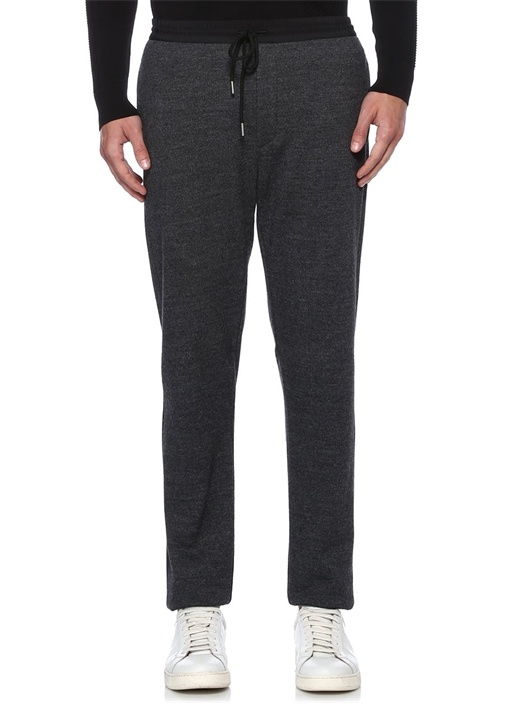 Siyah Casual Pantolon