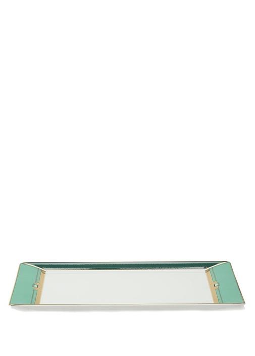 Emerald Porselen Servis Tabağı